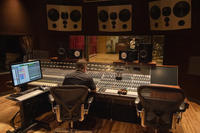 In the Recording Studio