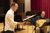 Tenor Lawrence Wiliford and Lutenist Lucas Harris