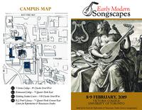 Early Modern Songscapes Conference - Conference Programme